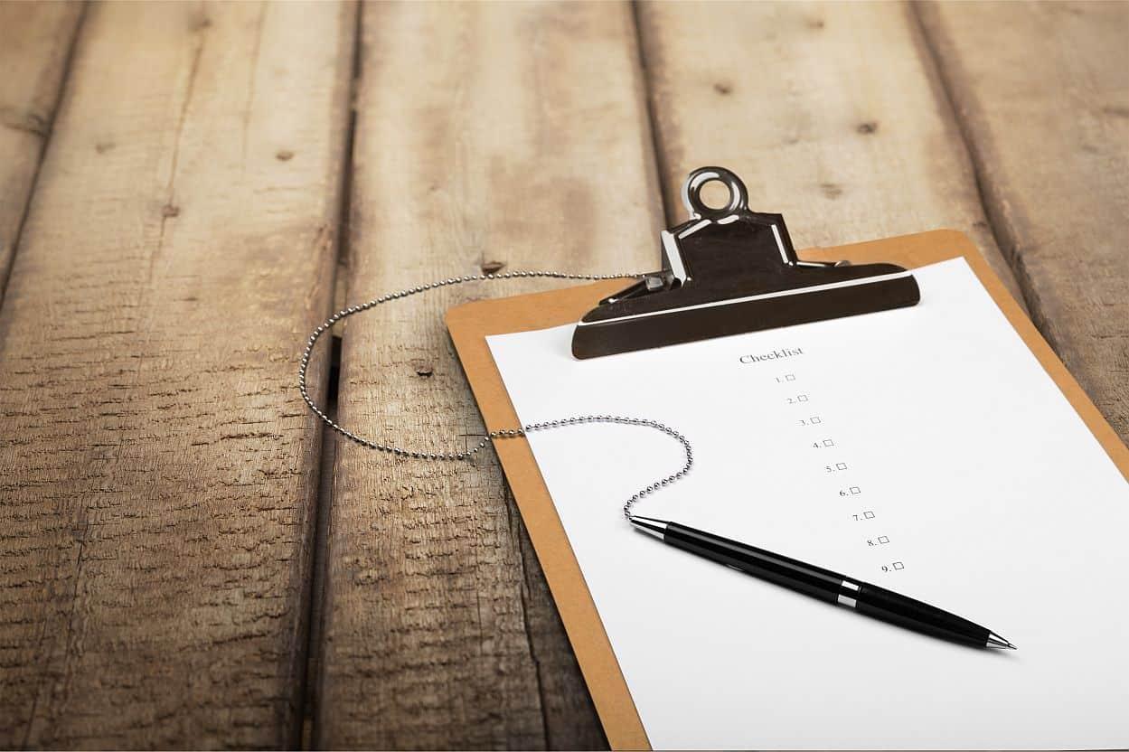 Strategic Sourcing Checklist